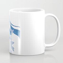 Princess Serenity - Blue Silver Millenium Coffee Mug