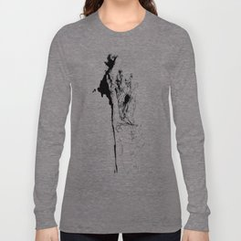 Sometimes I feel like a tree just sitting here absorbing the people that come and go. Long Sleeve T-shirt