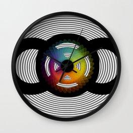 Infinite Wall Clock