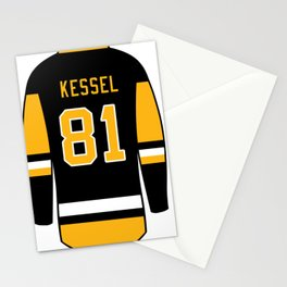 Phil Kessel Jersey Stationery Cards