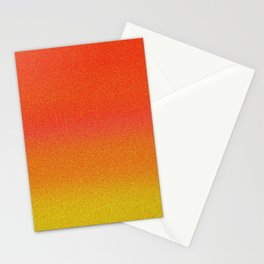 Re-Created Color Field No. 13 by Robert S. Lee Stationery Cards
