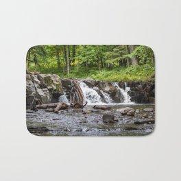 Huron River Waterfalls Bath Mat