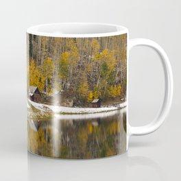 Country cabin Colorado USA Coffee Mug