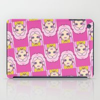 jem iPad Cases featuring jem by guizmo04