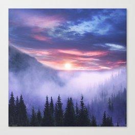 Pastel vibes 07 Canvas Print