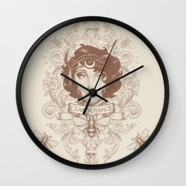 Clairvoyance Wall Clock