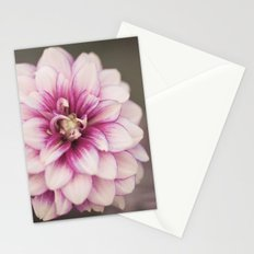 Pink Whisper I Stationery Cards