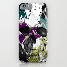 Abstract Skull iPhone 6s Slim Case