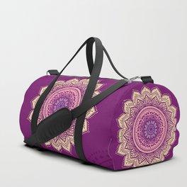 Indian Mandala ornament Duffle Bag
