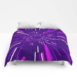 Space Trip 2 Comforters