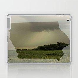 Iowa in Spring Laptop & iPad Skin