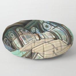 Asbury In Color Floor Pillow