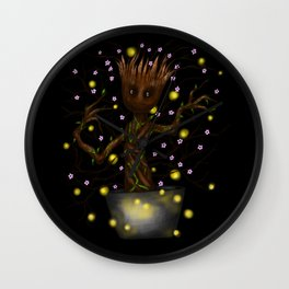 Guardians of the Galaxy Wall Clock