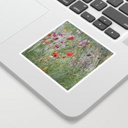 Meadow Flowers Sticker