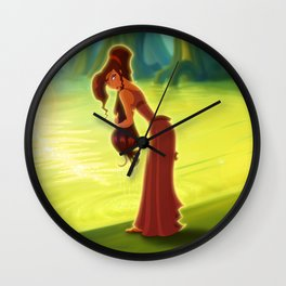 Goo Goo Eyes Wall Clock
