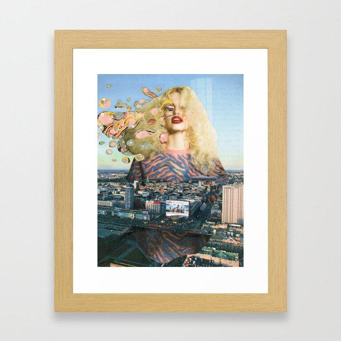 Warsaw Waldensemkeit Framed Art Print