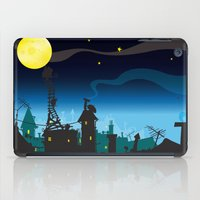 cheese iPad Cases featuring It must be Cheese by mangulica