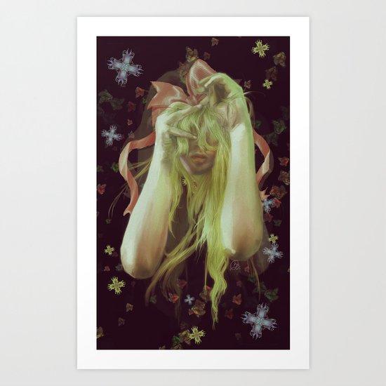 SULK Art Print