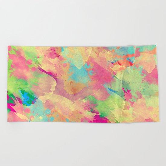 Abstract 40 Beach Towel
