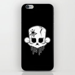 yeknomster iPhone Skin