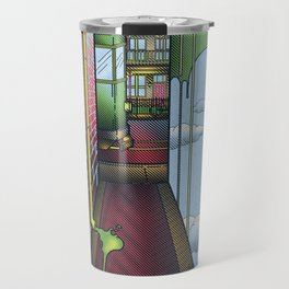 Melbourne Travel Mug