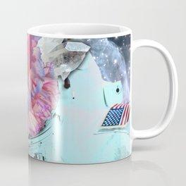 Floral Explorer Coffee Mug