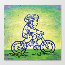 Bicycle 1 Canvas Print