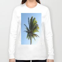 palm Long Sleeve T-shirts featuring Palm by Percival