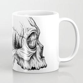 SKULL/FOREST Coffee Mug