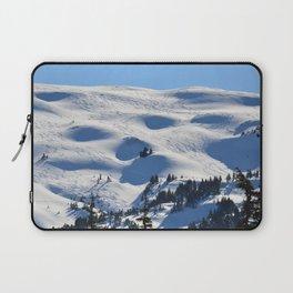 Back-Country Skiing - II Laptop Sleeve