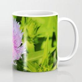Lavender Aster Coffee Mug