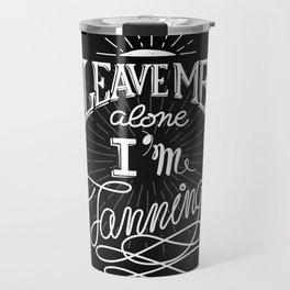 Tanning Travel Mug