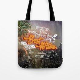 Season's Greetings... Tote Bag