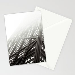 Chicago Hancock Tower Stationery Cards
