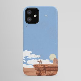 OUT WEST iPhone Case
