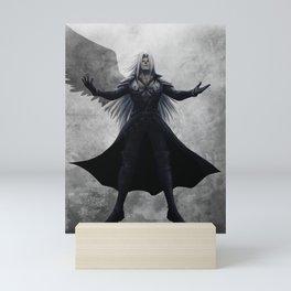 Sephiroth - One Winged Angel Mini Art Print