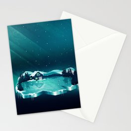 Frozen Magic Stationery Cards