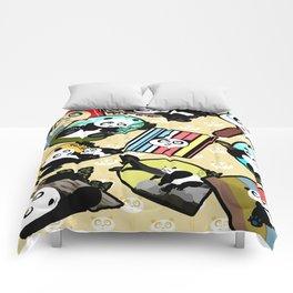 Panda Mix Comforters