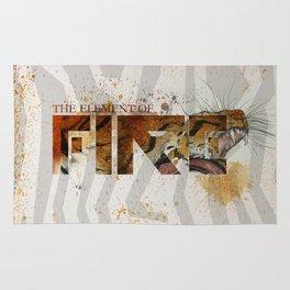 Fire / Liger Rug