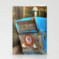 ford Stationery Cards featuring Ford by Stiinno