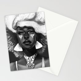 White fro Stationery Cards