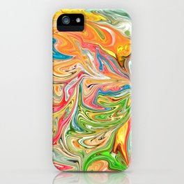 Melted Gummy Bears iPhone Case