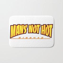 Man's Not Hot Bath Mat