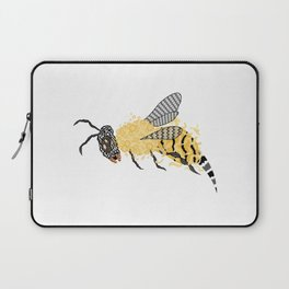 Abstract Bee Laptop Sleeve