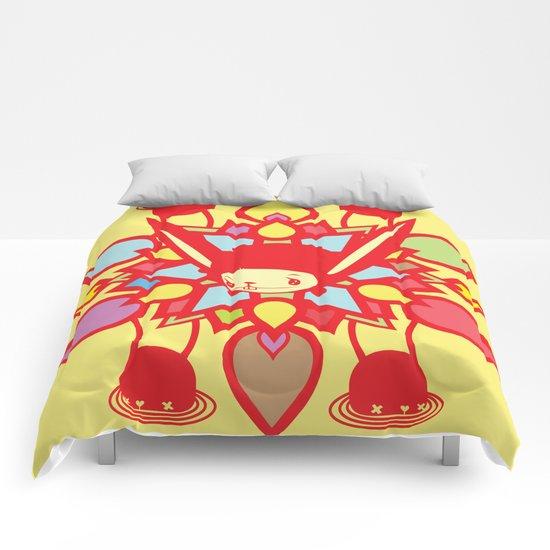 LOTUS HOLIC Comforters