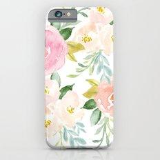 Floral 02 iPhone 6 Slim Case