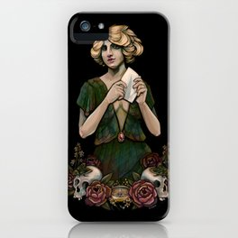 The Note iPhone Case