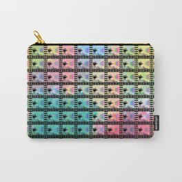 Retro movie pattern Carry-All Pouch