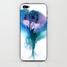 Isabella's Vulva Flower iPhone Skin