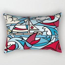 Maryland Bay Breeze Rectangular Pillow